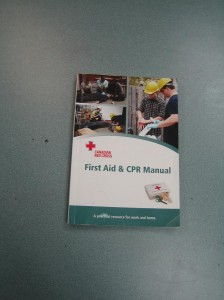 Red Cross First Aid Manual