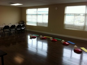 Vancouver First Aid Training Center