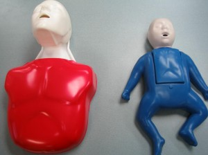Adult and Infant CPR Manikins
