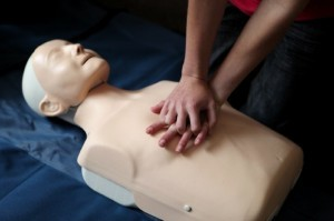 First Aid and CPR Course
