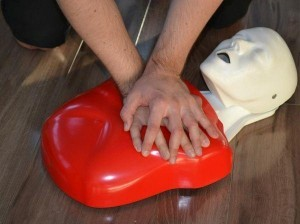 first aid and CPR training mannequin1