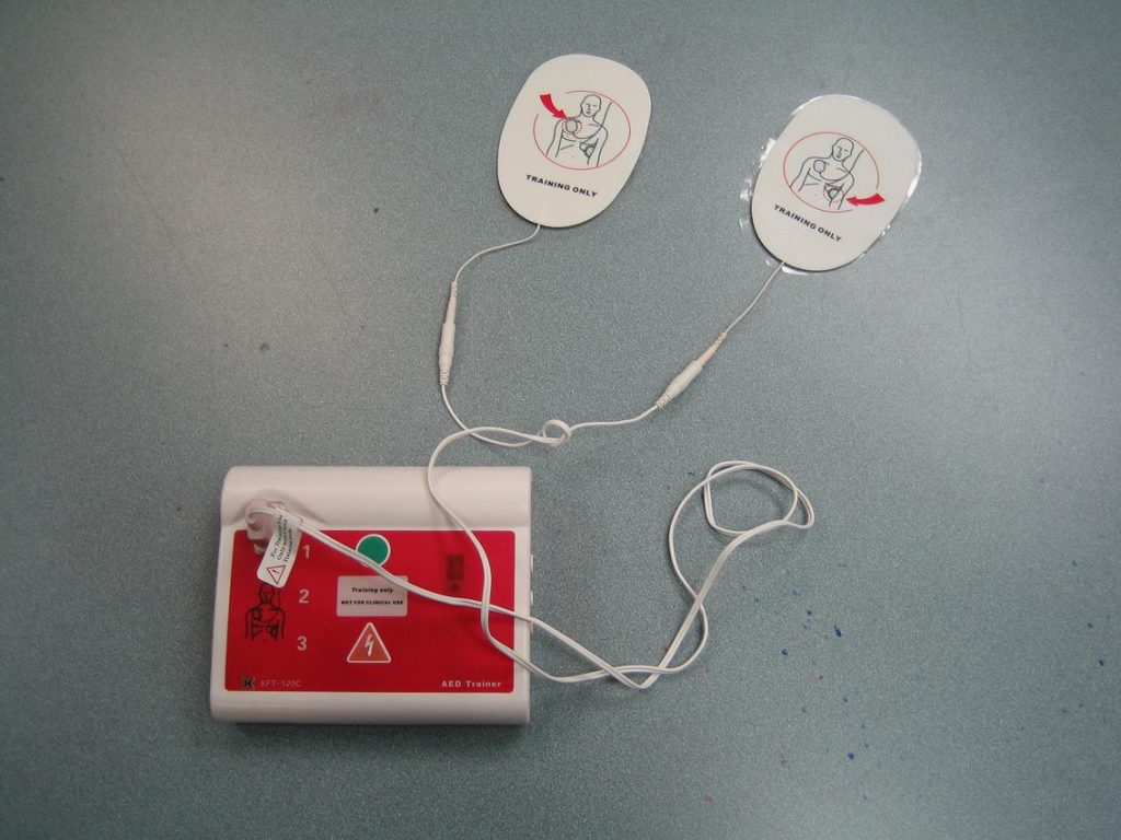 Vancouver first aid